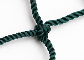 Nylon 1.8mm câblé vert