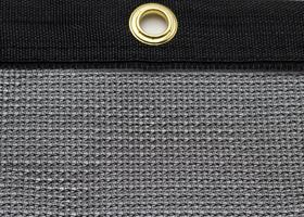 Filet de benne 150gr/m² noir